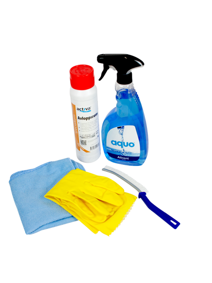 Picture of Cleaning kit urine diverting toilets