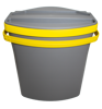 Picture of Solid Waste container Tiny®